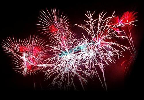 Nagy tűzijáték