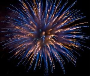 tűzijáték telep látványvilága